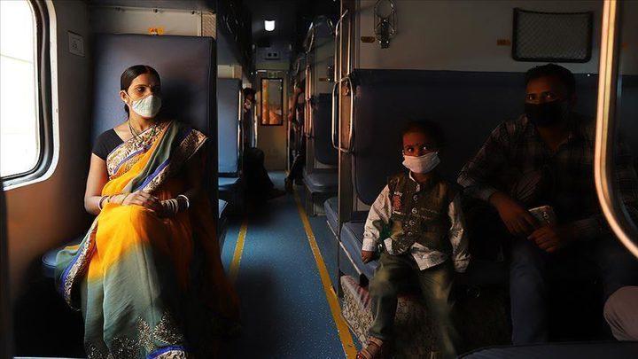 الهند.. وفاة أكثر من ألفي شخص بفيروس كورونا في يوم واحد