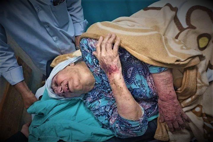 نادي الأسير:اعتداء حماس على أم جبر وشاح اعتداء على الأم الفلسطينة