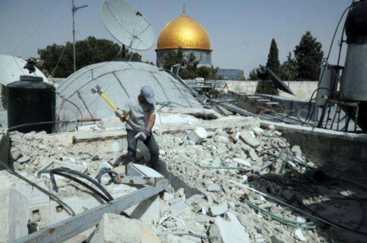 """""""العليا الإسرائيلية"""" تمهل مقدسيا حتى الأحد المقبل لهدم منزله ذاتي"""