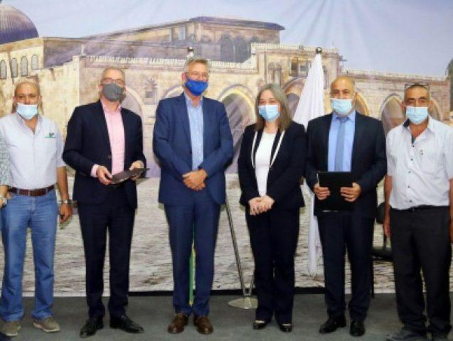 فلسطين وألمانيا توقعان مذكرة تفاهم لتطوير السياحة الفلسطينية