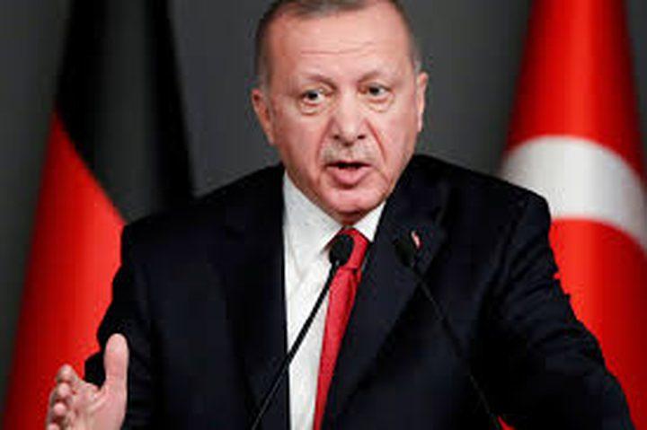 أردوغان ينشر تغريدة في ذكرى وفاة مرسي