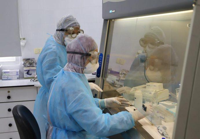 تسجيل 5 إصابات جديدة بفيروس كورونا في الخليل ونابلس