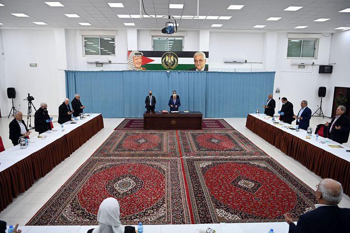 اجتماع لمركزية فتح الليلة بحضور الرئيس محمود عباس