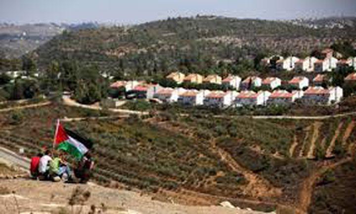 شوارع استيطانية جديدة ومكعبات إسمنتية على مداخل القرى لتنفيذ الضم