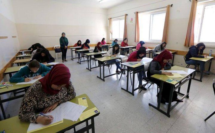 تأجيل امتحان الثانوية العملي في محافظة الخليل
