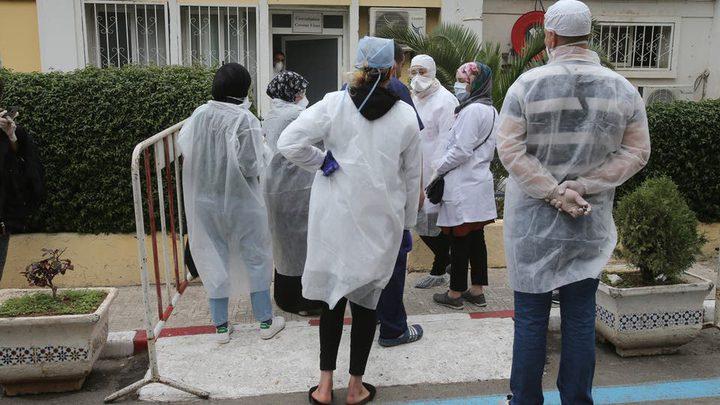 140 إصابة جديدة بفيروس كورونا في الجزائر