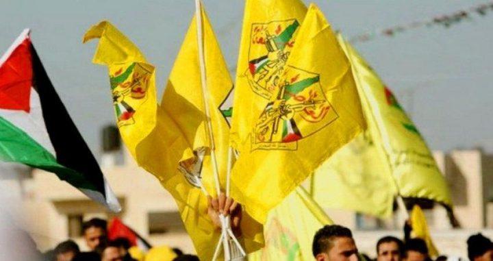 فتح تدعو الفلسطينيين بالضفة للزحف تجاه الاغوار رفضا للضم