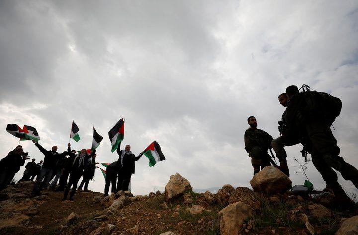 """الفلسطينييون يتوجهون للأغوار اليوم لمواجهة """"خطة الضم"""""""
