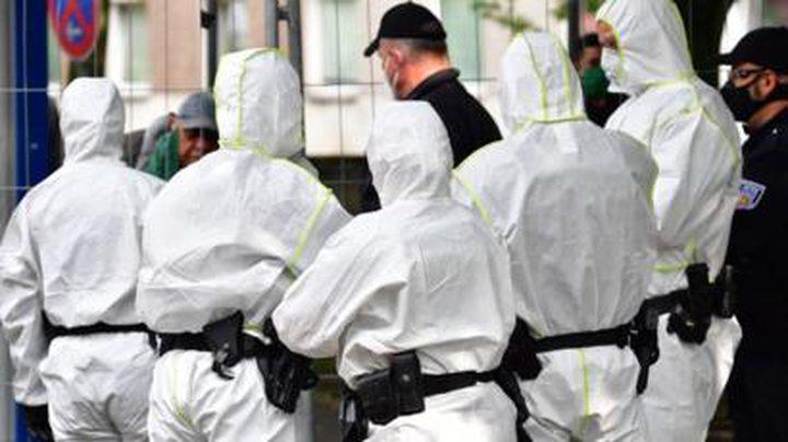 ألمانيا: ارسال تعزيزات لتنفيذ الحجر الصحي على برج سكني