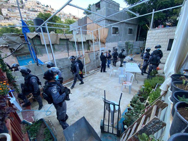 الاحتلال يهدم منزلا في سلوان