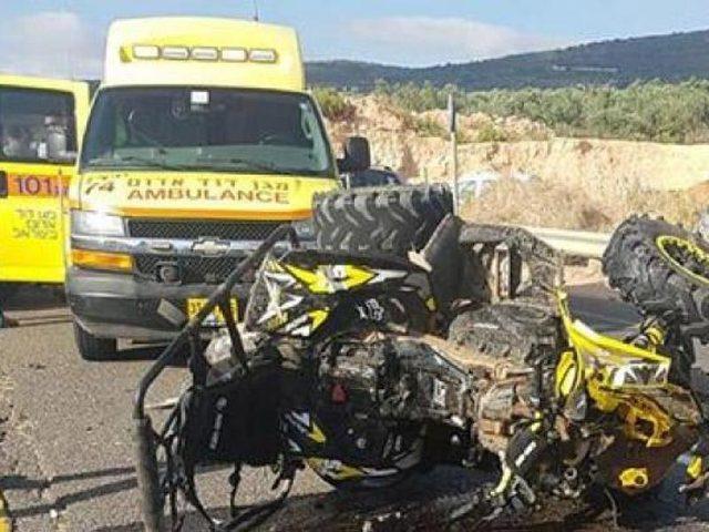 إصابتان في حادث سير في إكسال