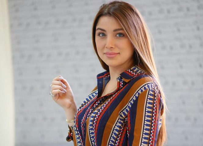 بإطلالة جذابة ...الممثلة أمينة وسام تبهر معجبيها عبر إنستغرام