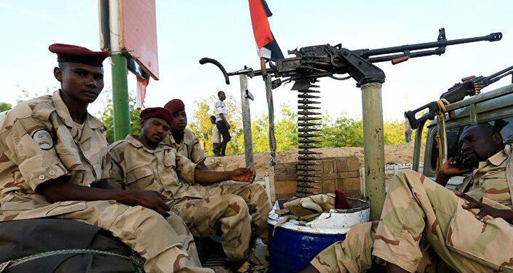 ضبط أسلحة تركية مهربة من السودان إلى إثيوبيا