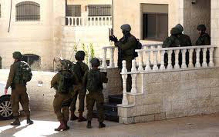 قوات الاحتلال تقتحم بلدة قباطية