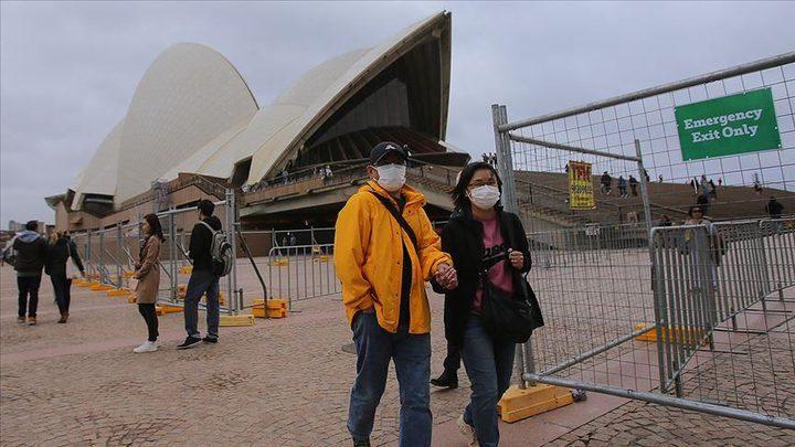 استراليا تعزل ست مناطق في ضواحي ملبورن