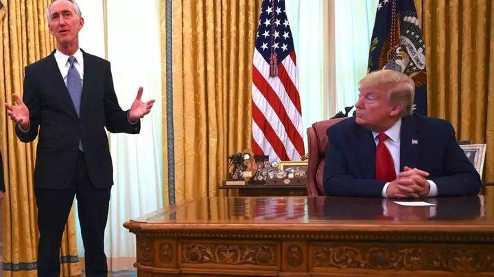 """إجتماع أمريكي مرتقب لمناقشة منح الضوء الاخضر لقرار """"الضم"""""""