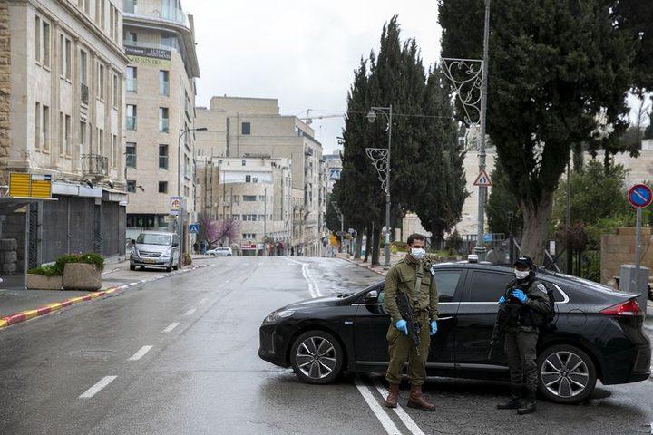 إسرائيل تعيد إجراءات الإغلاق في أحياء يهودية أرثوذكسية