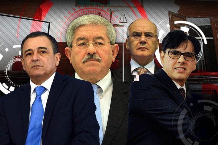 الجزائر.. أحكام بسجن أويحيى 12 عاما و20 لبوشوارب في قضية سوفاك