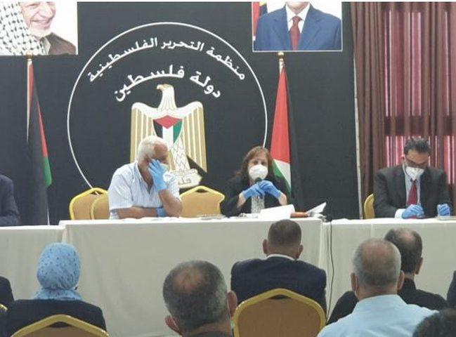 وزيرة الصحة تعلن تفوح بلدة منكوبة
