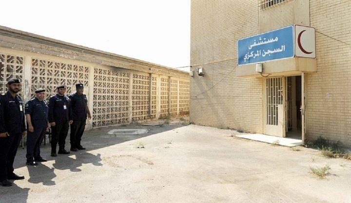وفاة نزيلة في السجن المركزي بسبب كورونا
