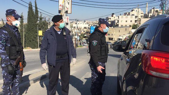الشرطة تنفي اغلاق مديرية شرطة محافظة رام الله والبيرة