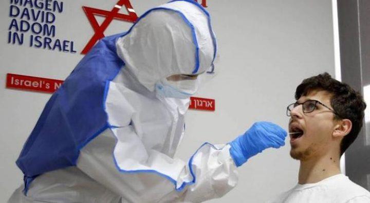 آخر مستجدات تفشي فيروس كورونا في دولة الاحتلال