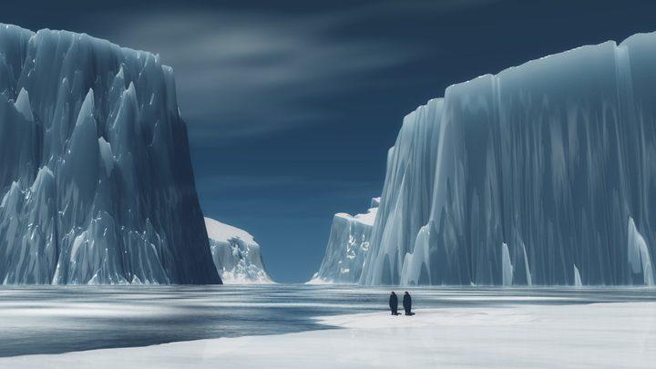 علماء يحذرون: القطب الشمالي يحترق