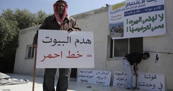 قرار بتصعيد النضال ضد هدم المنازل بالنقب