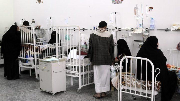 اليمن.:الإصابات تتخطى الألف ووفاة أكثر من ربع المرضى