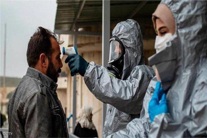 سوريا: 11 اصابة جديدة بفيروس كورونا لمخالطين