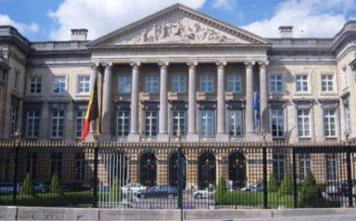 البرلمان البلجيكي يقرر إدانة أي خطوة إسرائيلية باتجاه الضم