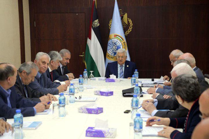 التنفيذية: احتجاز الاحتلال لجثامين الشهداء استهتار للقيم والأخلاق