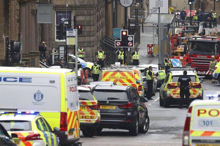 """قتلى وجرحى في حادث طعن """"مروع"""" في إسكتلندا"""
