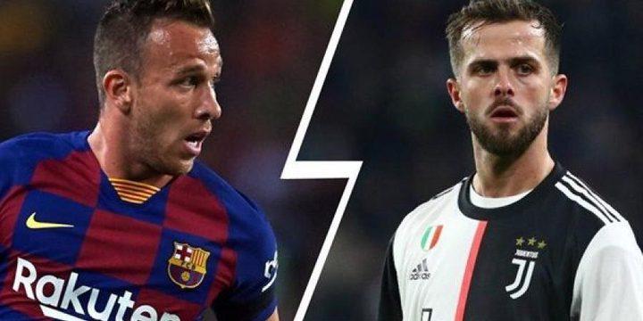 من الفائز في الصفقة التبادلية بين برشلونة ويوفنتوس؟