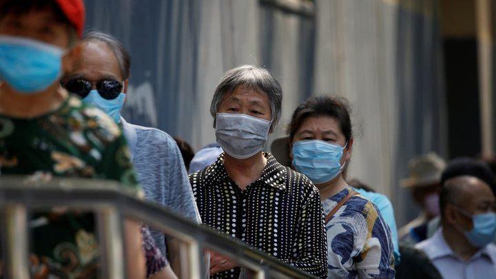 """الصين تسجل ارتفاعا في الإصابات الجديدة بـ""""كورونا"""""""