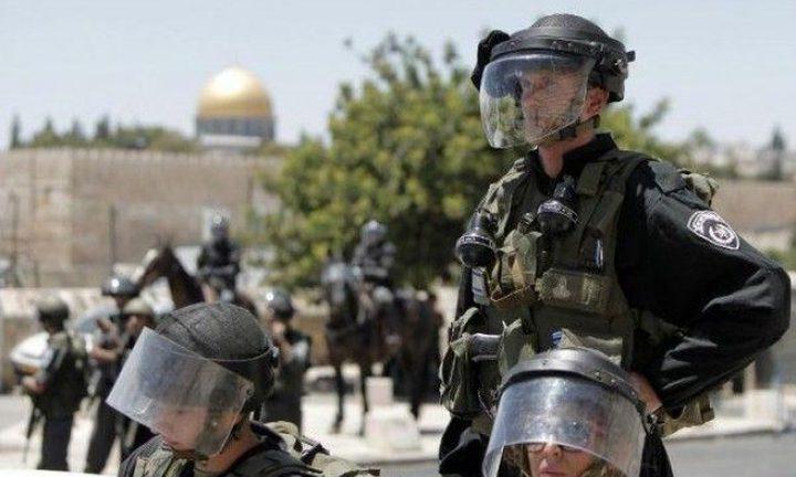 قوات الاحتلال تعتقل مواطنا من مدينة القدس
