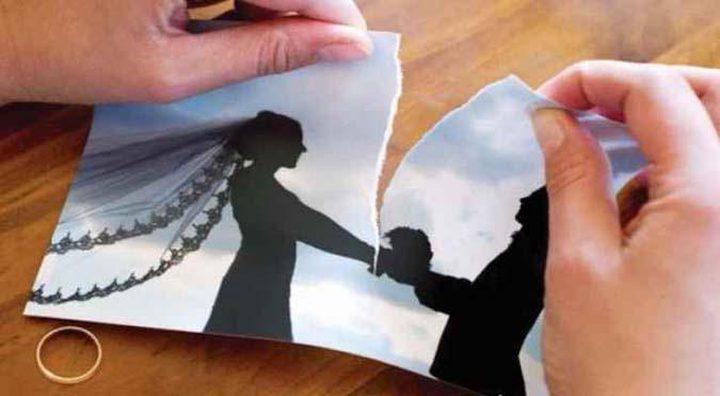 دراسة: الطلاق أكبر عامل مدمر للإنسان