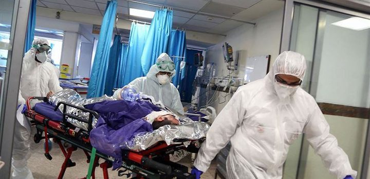 إيران: 2489 إصابة جديدة بكورونا خلال يوم