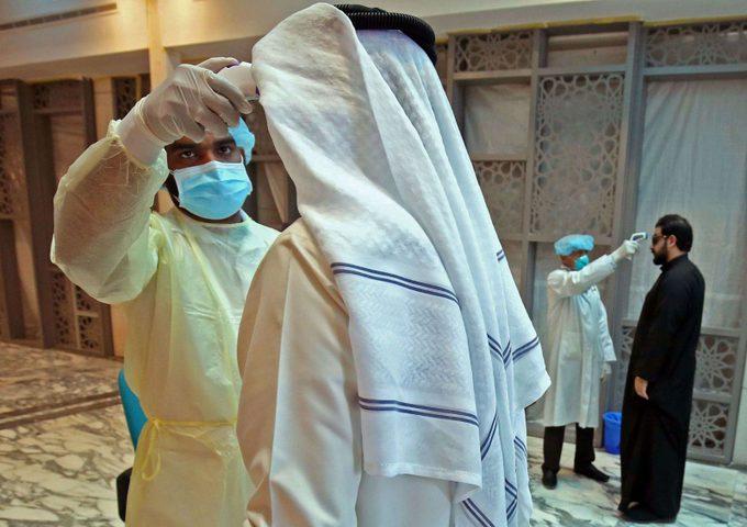 """40 حالة وفاة جديدة بـ""""فيروس كورونا"""" في السعودية"""
