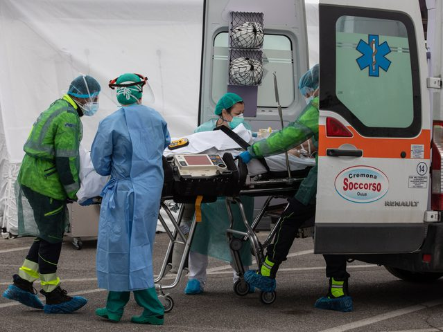 الاصابات بفيروس كورونا حول العالم تتجاوز  الـ10 ملايين