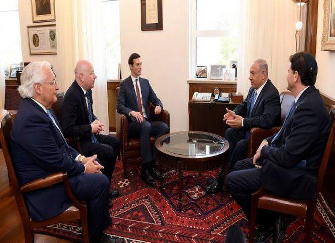 قناة عبرية: خلافات بين كوشنر وفريدمان بشأن الضم قد تؤجله لأشهر