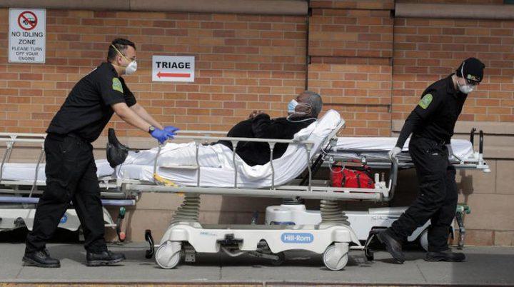 تسجيل نحو 39 ألف إصابة بكورونا خلال يوم في الولايات المتحدة
