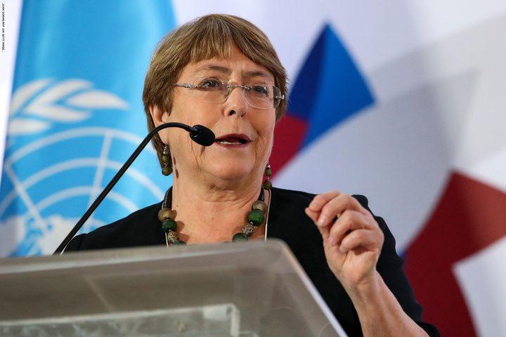 """مفوضية الأمم المتحدة لحقوق الانسان: الضم """"غير شرعي"""""""