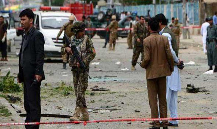 مقتل 23 مدنيا جراء هجوم صاروخي في أفغانستان