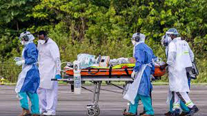 وفيات فيروس كورونا بأنحاء العالم تتجاوز النصف مليون
