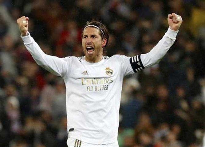 راموس أمام خيارين لتجديد عقده مع ريال مدريد