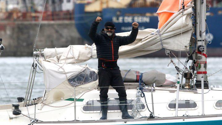 كورونا يجبر رجل أرجنتيني على الإبحار 3 أشهر للاطمئنان على والده