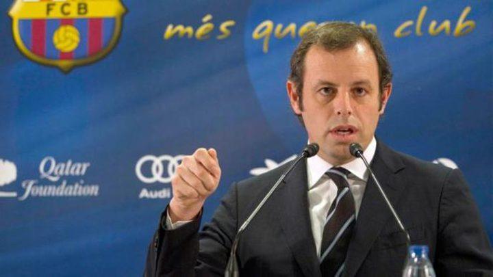 روسيل يرد بلهجة صارمة على أنباء إقالة سيتين