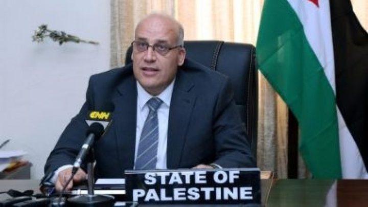"""أبو جيش: الشعب الفلسطيني يحارب فيروسين """"كورونا والاحتلال"""""""