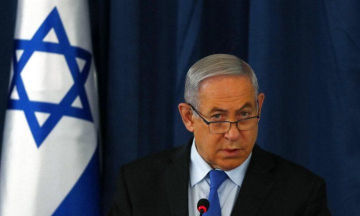 نتنياهو يؤكد استمرارية إيران في تطوير سلاحها النووي